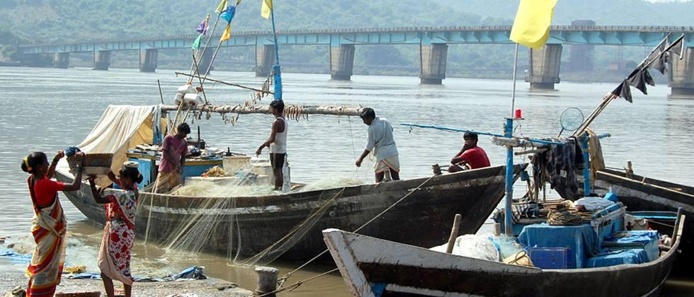 fishermen raised issues in conference