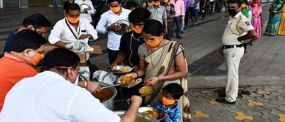Sharad Meal Scheme from provide meal for the disabled