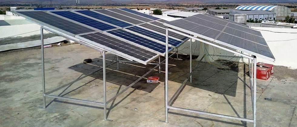 How to get a rooftop solar power booster?