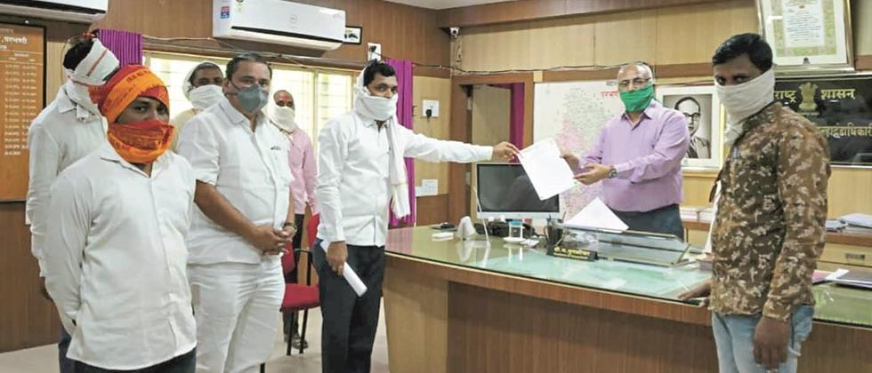 'Buy cotton from registered farmers in Parbhani taluka'