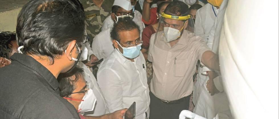 To check for oxygen leakage High level committee formed