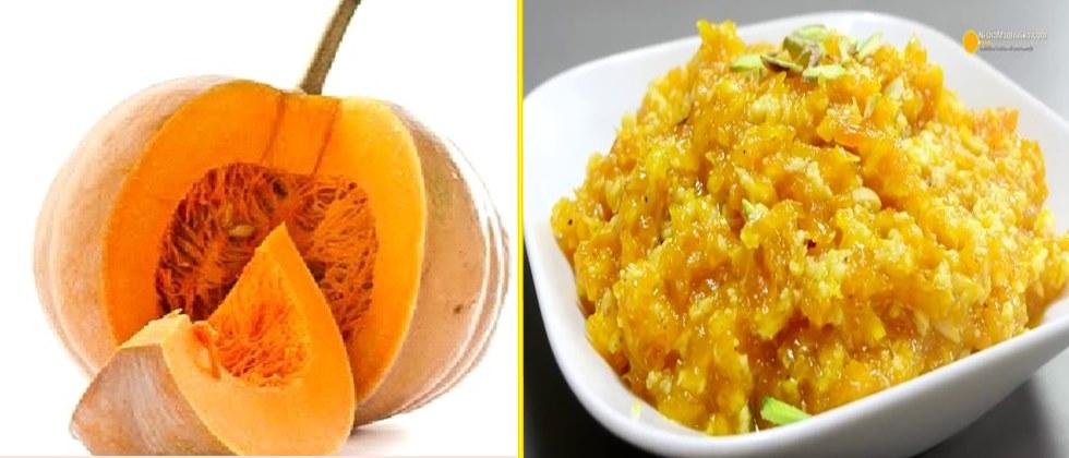 value added products of red pumpkin
