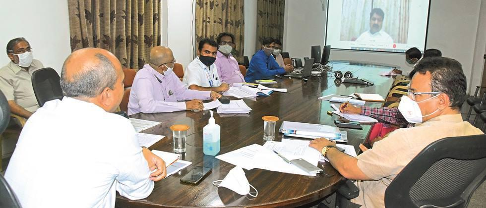 Panchganga river pollution control Plan the action: Patil