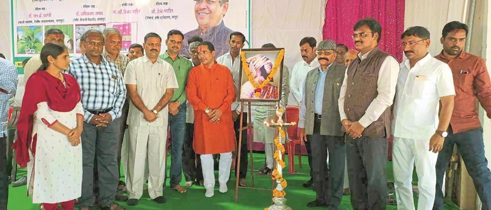 Farmers should come forward for silk industry: MLA Pawar
