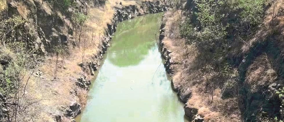 The water of the Tembhu scheme was released into the Agrani river
