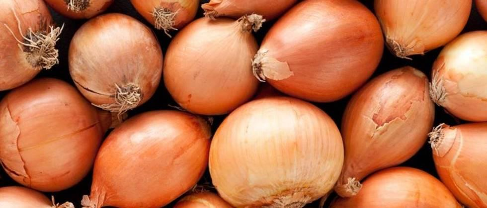 Onion rate on high