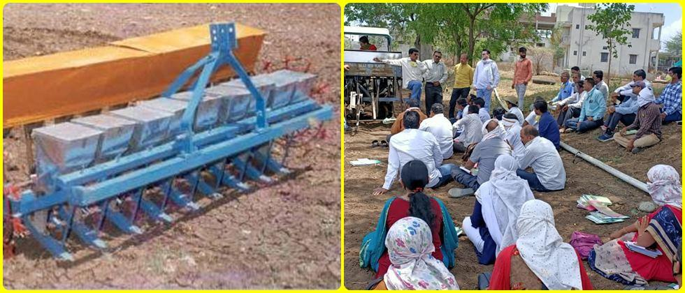 Precautions for sowing with sowing machines