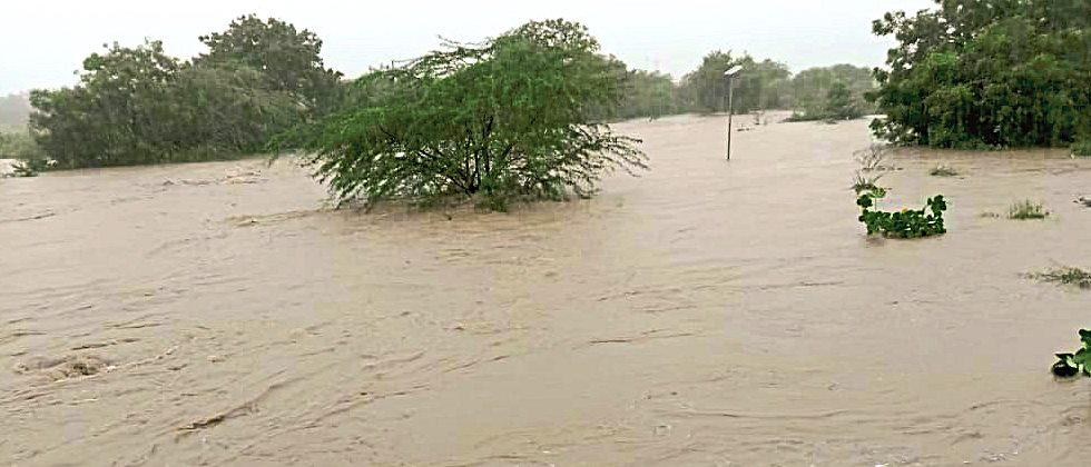 Rains in the state