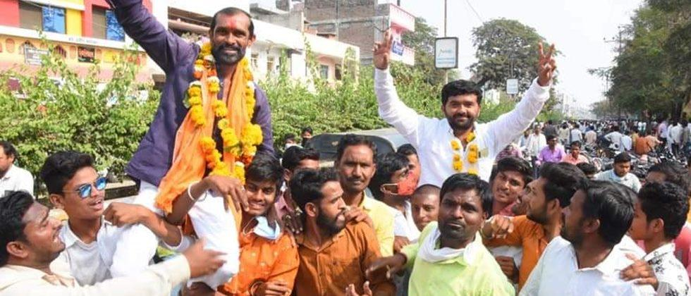 In Nanded, the establishment held power