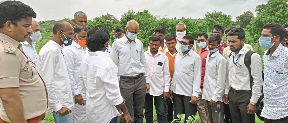 Emphasis on water and soil conservation works: S. Ramamurthy