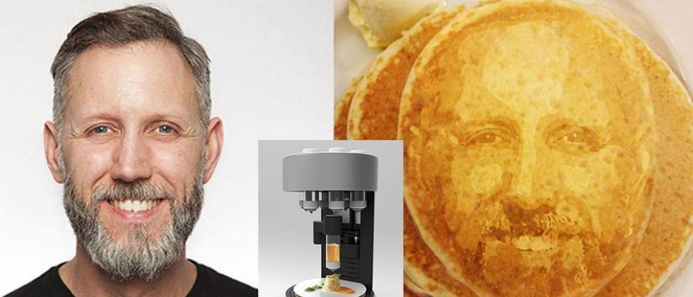 3 D printing for food processing