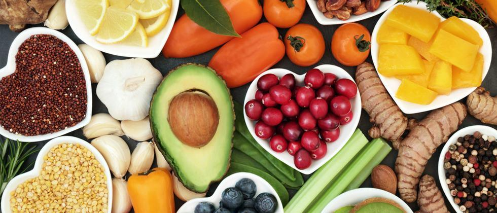 Include nutrients in the diet