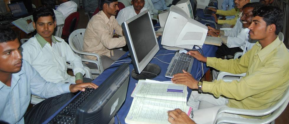 'Nashik Division first In the e-change system'