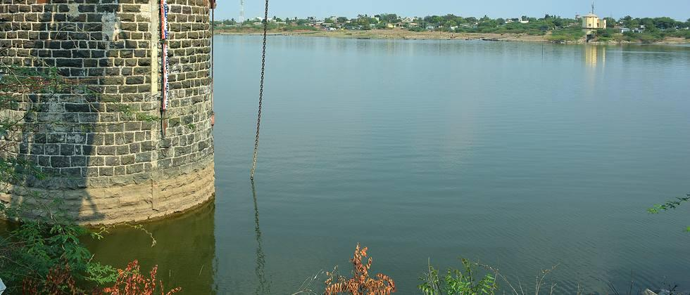 Ujani's water was released into Hipparga Lake