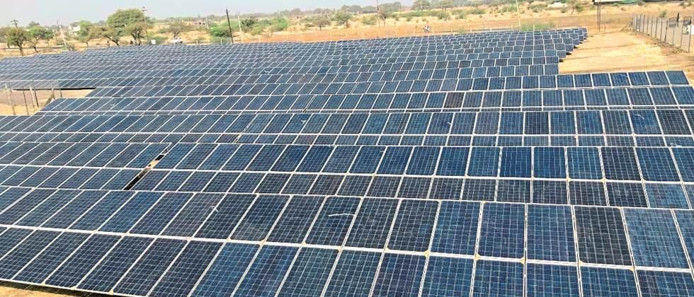Resolution of 86 Gram Panchayats for solar project