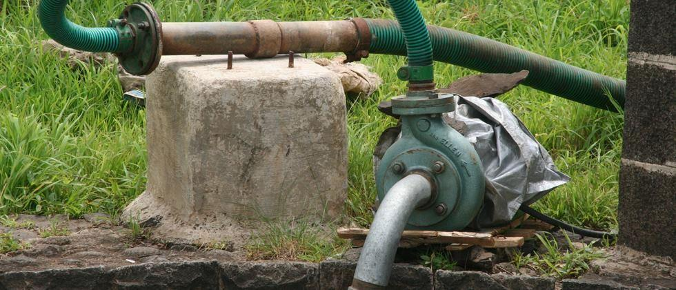 Power consumption of agricultural pumps is 16 percent; 32 percent shown