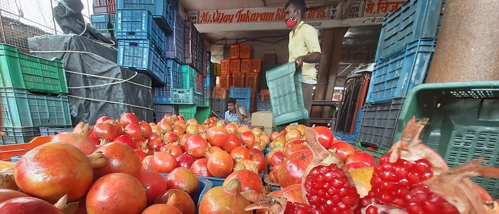 Improvement in prices of all vegetables in Pune