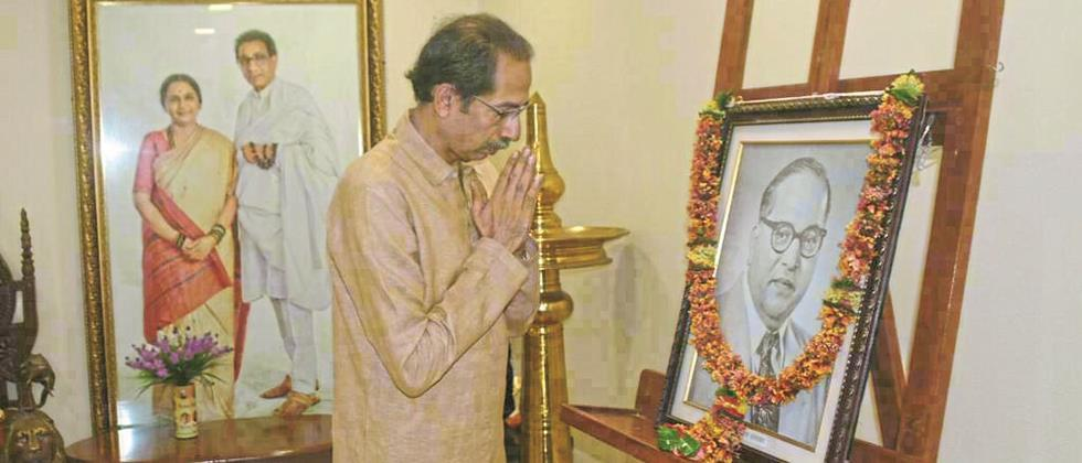 Chief Minister's Greetings for Dr. Ambedkar's Birth anniversary
