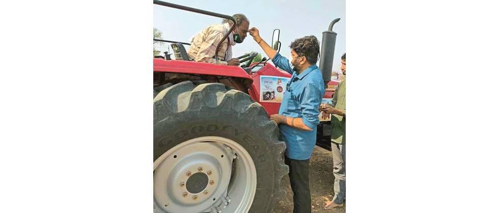 'Tractor Our Diesel Yours' scheme for destitute women farmers