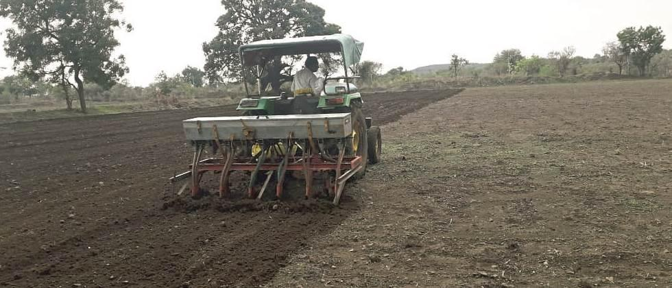 Three per cent sowing in Aurangabad, Jalna, Beed districts
