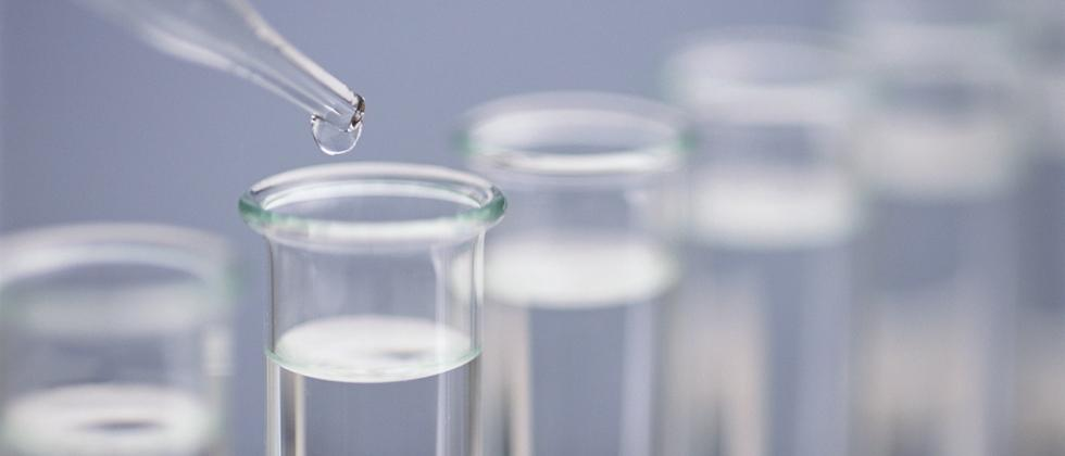 Check the water quality in laboratory before irrigation