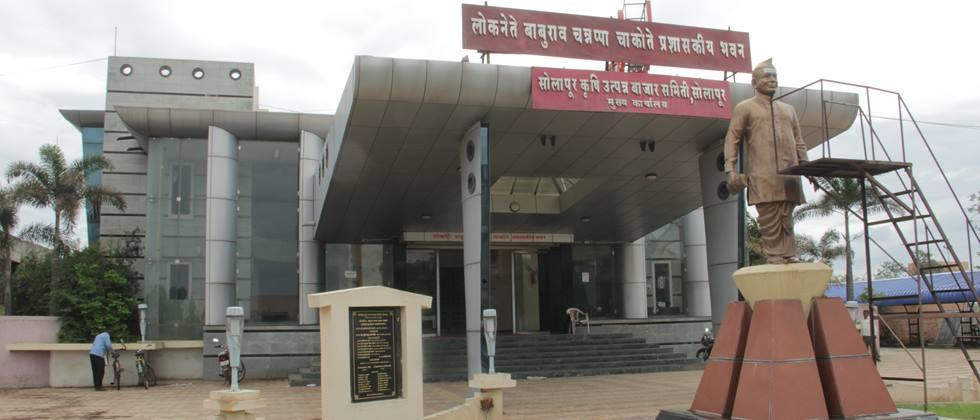 Was the proposal of the sub-market committees in Solapur delayed or delayed?