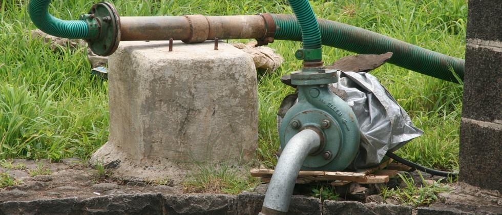 Allow immediate supply of spare parts for agricultural pumps