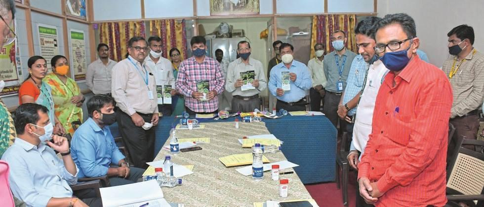 Impression of 'KVK' in dissemination of technology: Dr. Singh