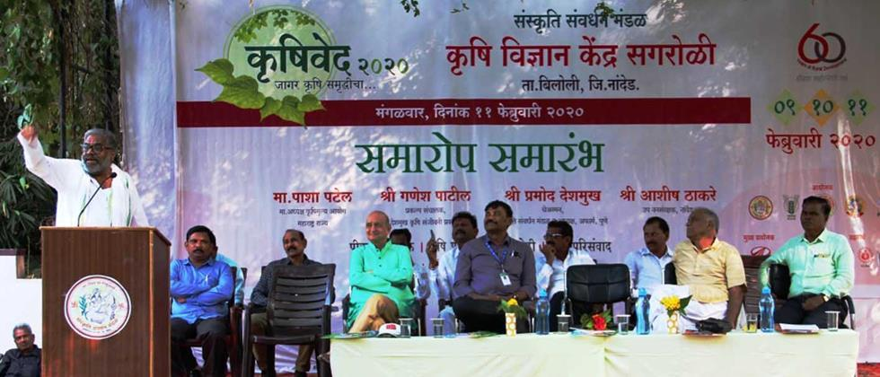 Farmers will survive only if they are guaranteed: Pasha Patel