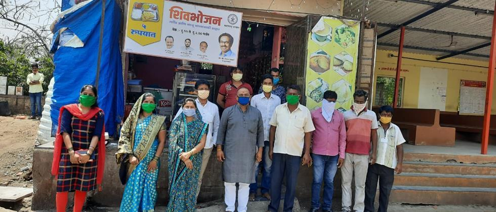 22 Shivbhojan Kendras are operational in Nanded district