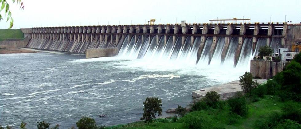 Visarga increased by 30,000 cusecs from Ujani to Bhima