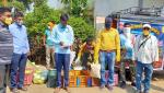 Farmer companies in Pusad Live sale of vegetables