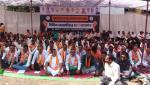 BJP agitation for complete debt relief