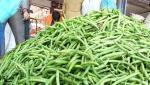 Increase prices of brinjal in Pune