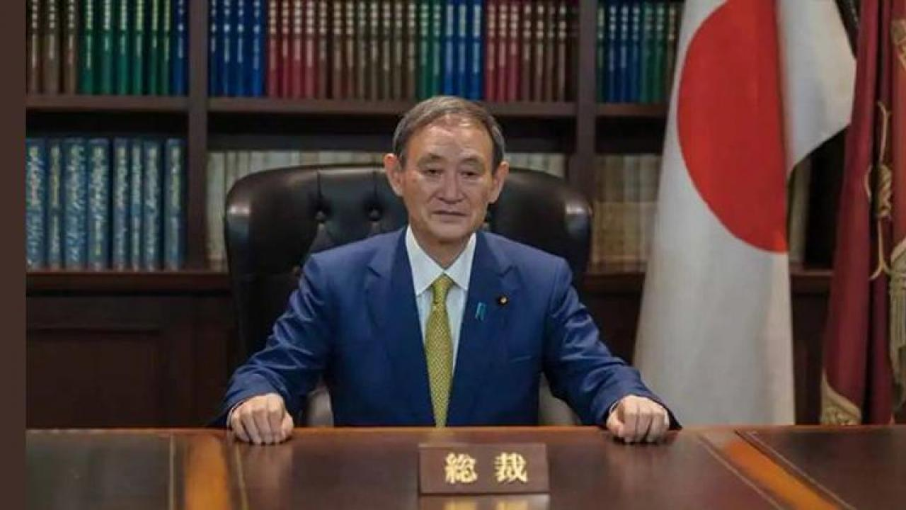 Yoshihide Suga elected Japans new prime minister as Shinzo Abe Era Ends