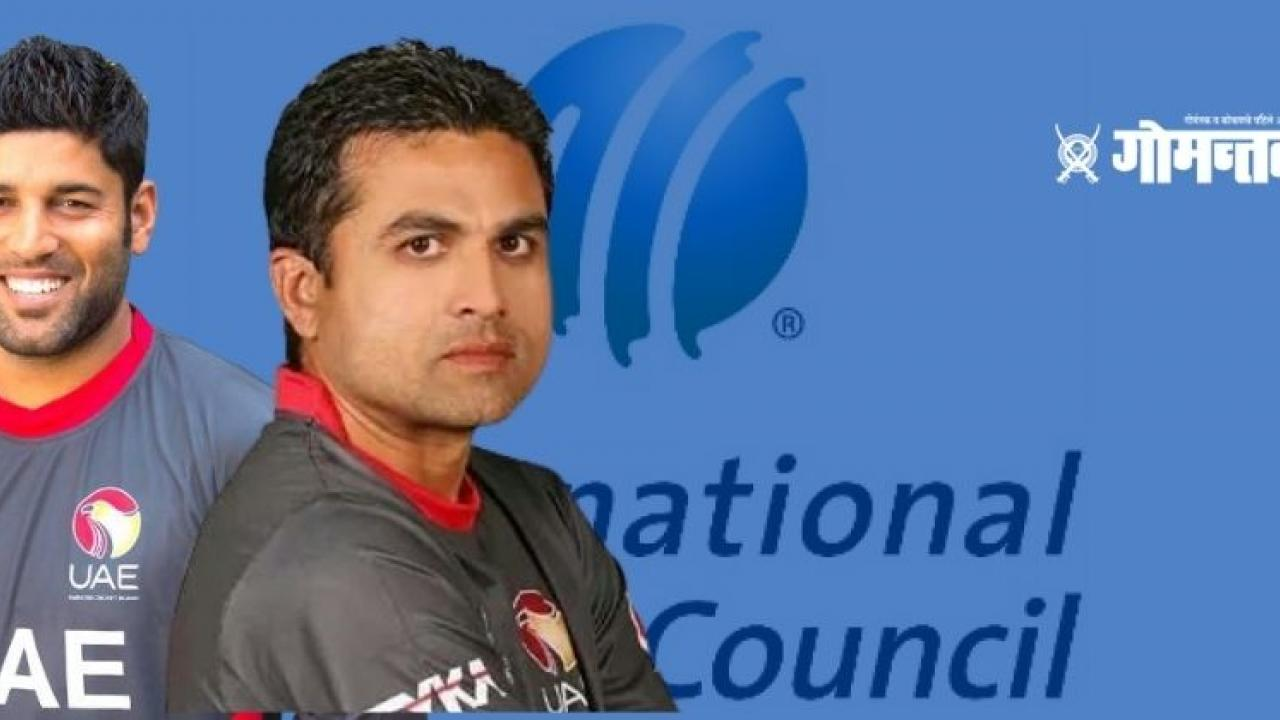 ICC suspends two international cricketers