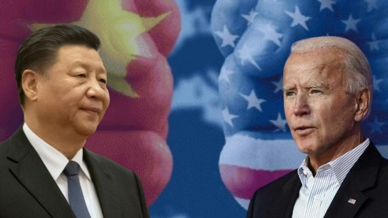 US China face to face Meeting of officials on Taiwan Corona Tibet issue