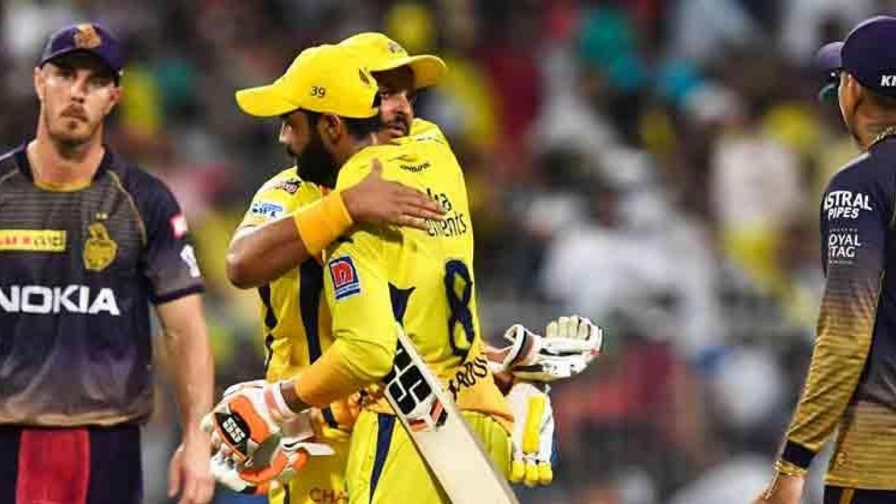 Mumbai enters playoffs as CSK beats KKR