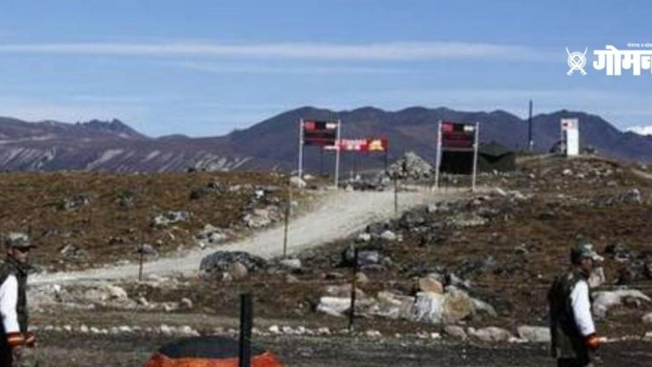 Tensions on India China border again 20 soldiers likely to be injured