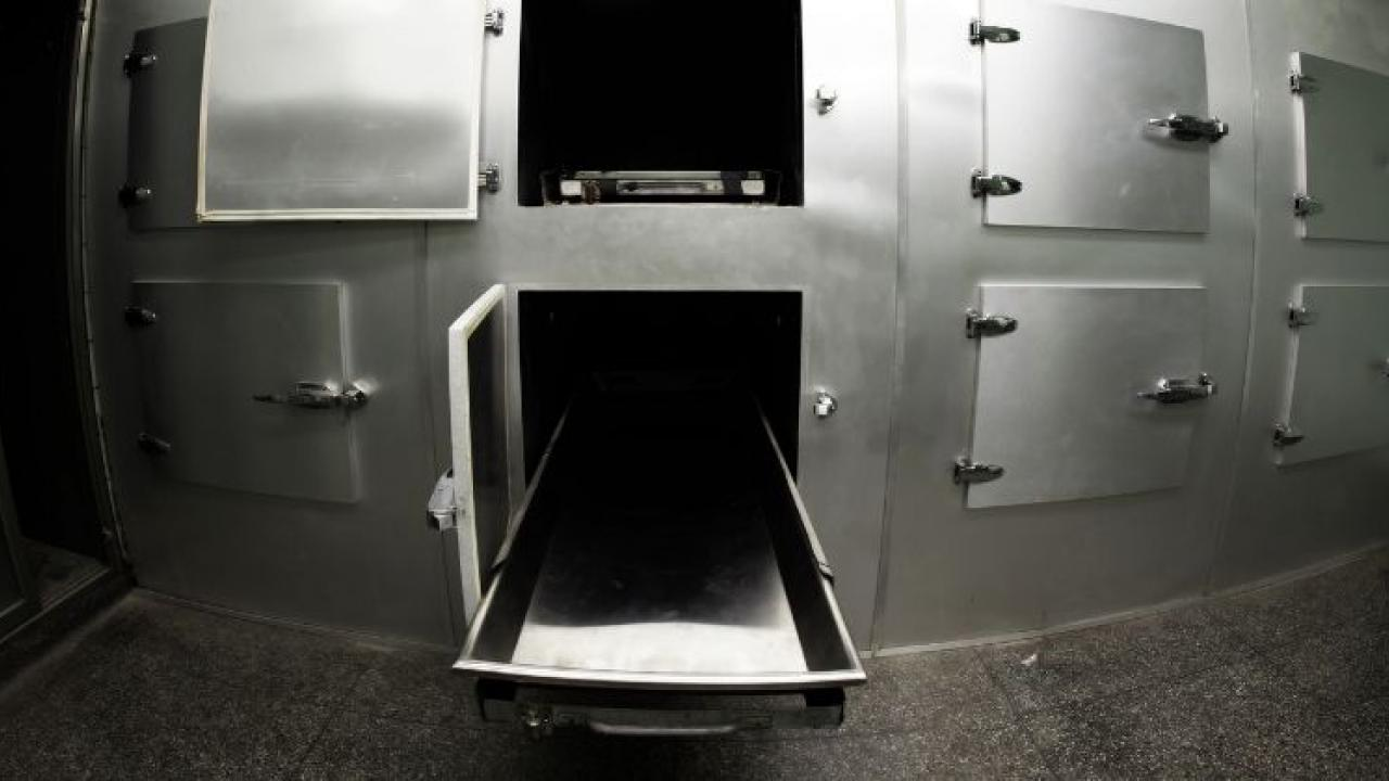 The body of a missing unidentified man was found in Gomecos morgue