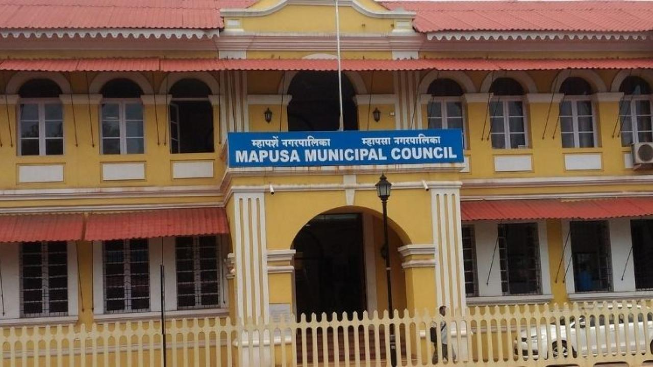 Anil Polekar Sub Inspector Mapusa Police Station was transferred due to hurt ego of the corporator