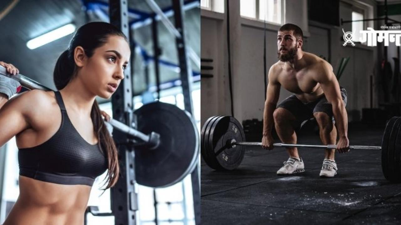 Do not make 3 mistakes lifting weights in the gym