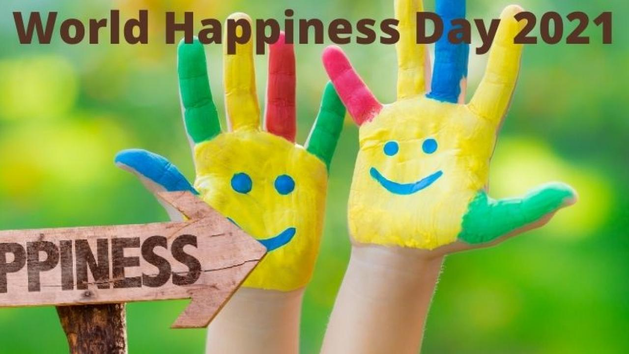 World Happiness Day 2021 Finland is the happiest country in the world according to the World Happiness Report released by the United Nations India ranks 139th out of 149 countries