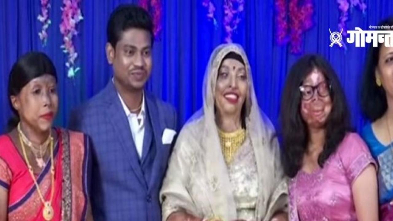 Odisha acid attack survivor Pramodini Roul married with her friend
