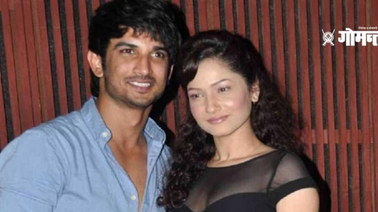 Ankita Lokhande is openly talking about the breakup with Sushant Singh Rajput