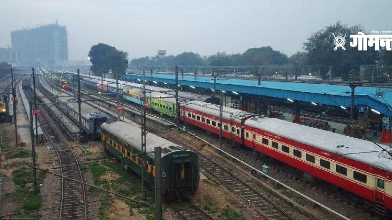 South Central Railway Announced two special trains for Mumbai and Pune