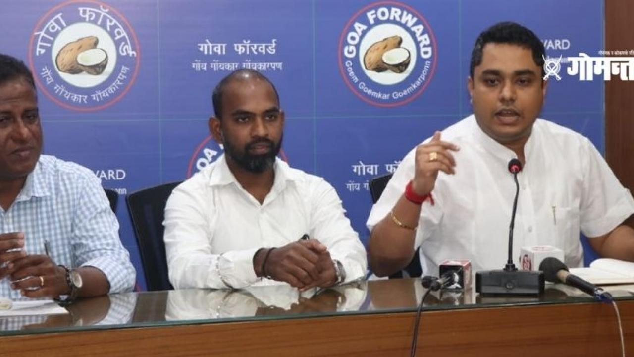 Goa Forward Party Vice President Durgadas Kamat alleges that Chief Minister Pramod Sawants announcement is farce