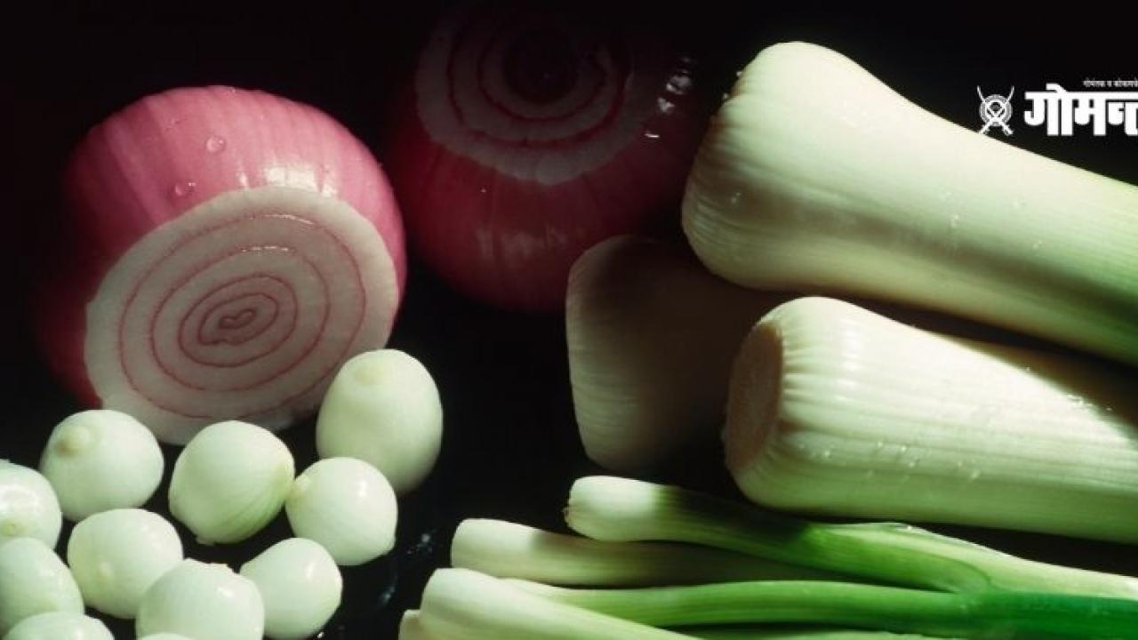 Eat onions to control blood sugar levels