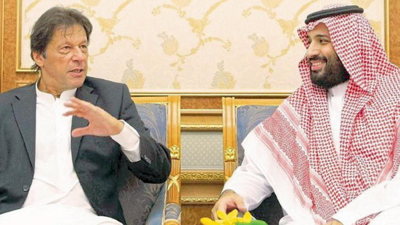 Editorial article: Diplomatic spat between Saudi Arabia and Pakistan by Nikhil Shravage