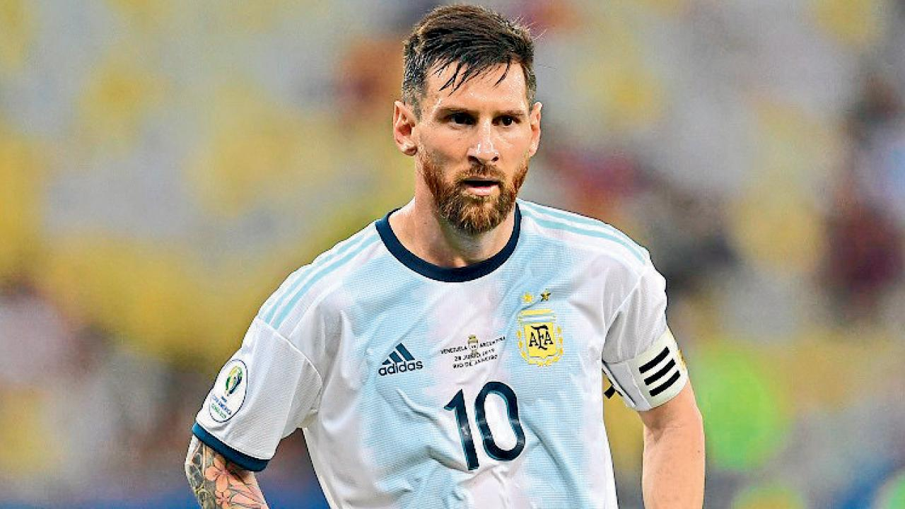 Lionel Messi will also play for Mumbai City?
